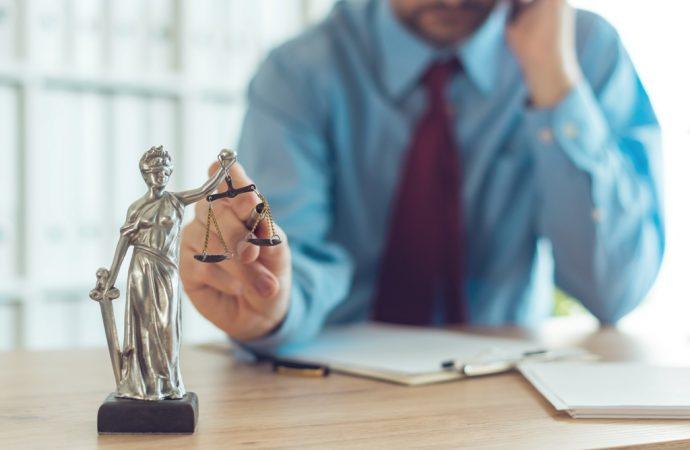 Zawód prawnik