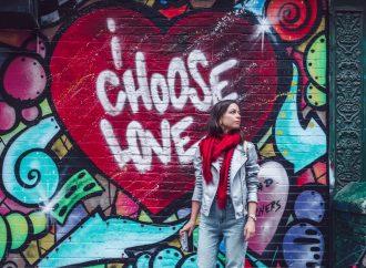 Nie tylko artystyczne graffiti