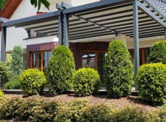 Pergole tarasowe i ogrodowe – różnorodność konstrukcji